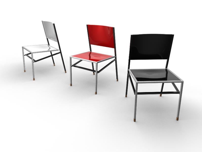 Cube-it Chair-SDC,Cube-it 椅,北歐設計
