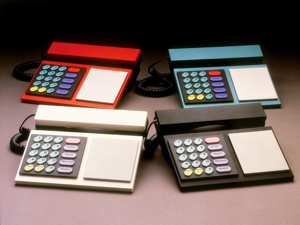 Beocom 1000 & 2000,B&O Telecom,Beocom 1000 & 2000系列電話,丹麥B&O