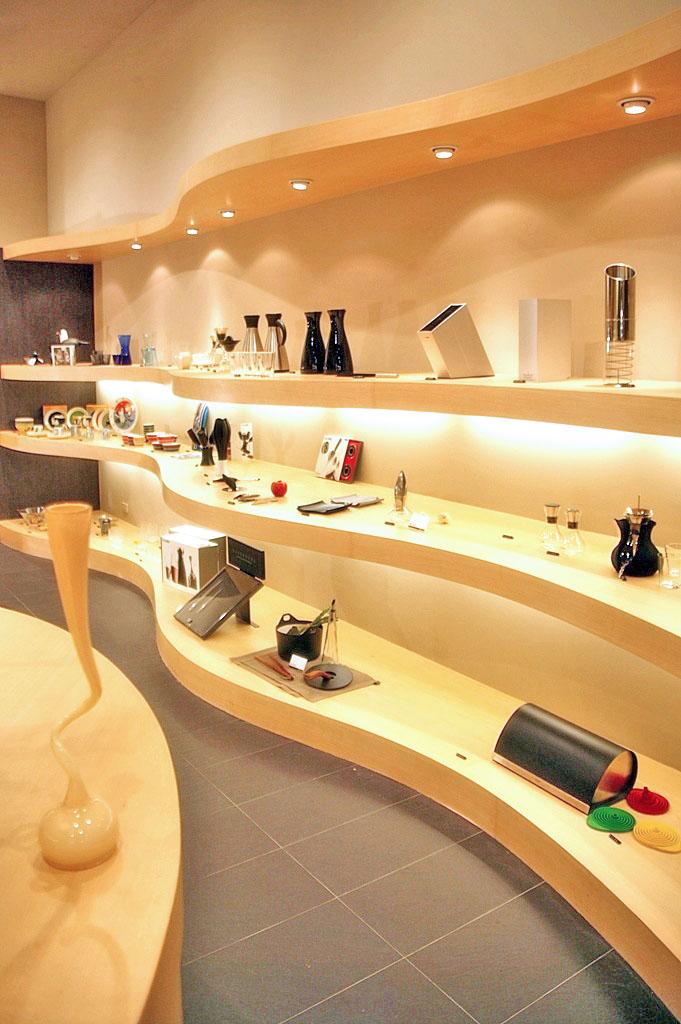 Flagship shop for nordic window at eslite department store for Nordic design shop