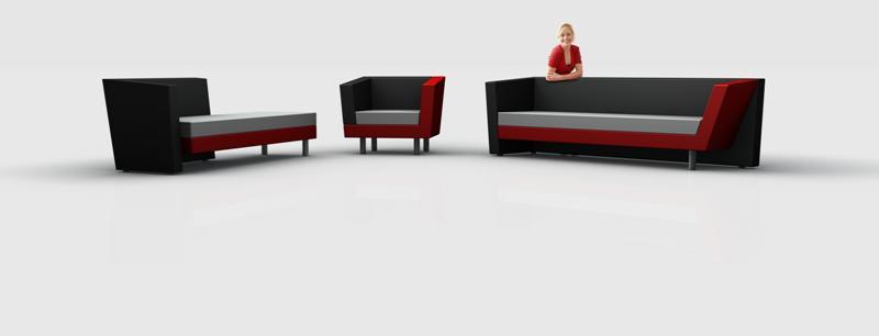 Tricolore Sofa System,Strauss,Tricolore模組化沙發系統