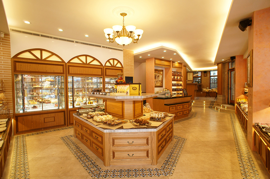 Top Stand Bakery, Total Design, Taichung, Taiwan (2013)