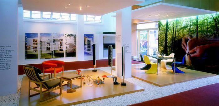 Danish Pavilion, exhibition design and cultural promotion,台灣第一屆世界博覽會展場設計