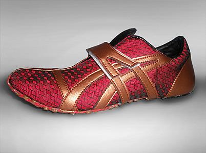 Infinity-Line Barefoot Shoes,Asics (JP),ShinBao,一體成型休閒鞋,日本亞瑟士鞋業