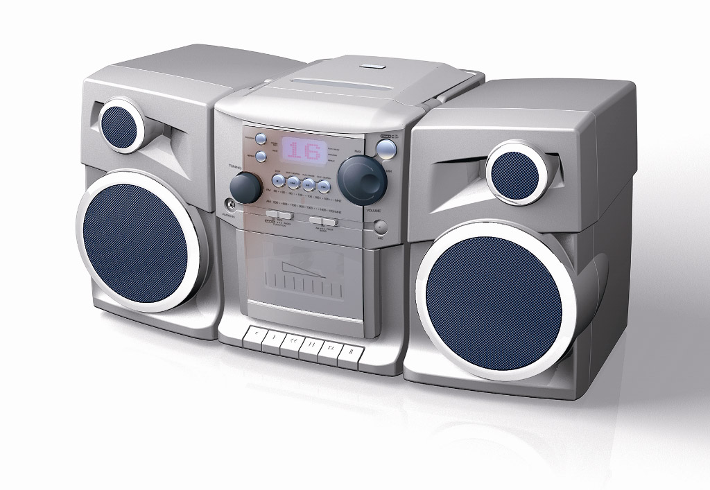 Personal-Music-SystemWal-Mart個人音響組美國沃爾瑪