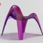 """北歐設計_""""新建築概念椅"""""""